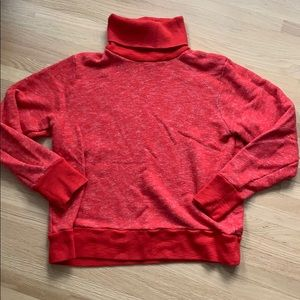 J crew sweatshirt large